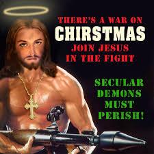 the war on the war on the war on christmas accidentally inspired - The War On Christmas